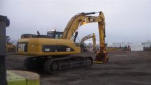 2008 Caterpillar 330DL Excavato