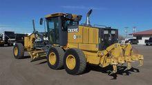 2012 Deere 772GP Motor Graders