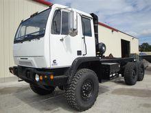 2013 Titan TXD 6600 CU 6x6 Truc