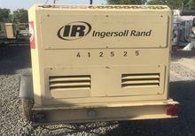 2010 I-R XP375WIR Air Compresso