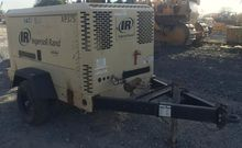 2010 I-R XP375WIR Air Compresso