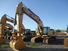 2008 Caterpillar 345DL Excavato