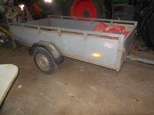 2000 Humbaur 750 kg