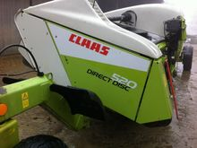 2007 CLAAS Direct Disc 520 Comf
