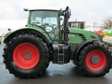 Used 2010 Fendt 936