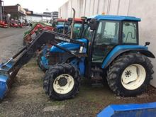 NEW HOLLAND TS110 110hp 16x16 e