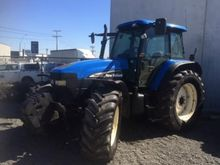NEW HOLLAND TM155 Range Command