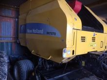 NEW HOLLAND BR7070 4ft x 6 Roto