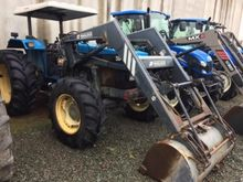 NEW HOLLAND 5640 (FORD)