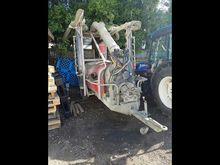 SILVAN 2000L G3 2 Row Grape Spr