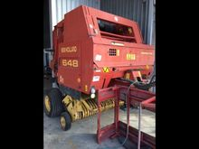 Used HOLLAND 648 in