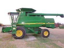 2000 John Deere 9550