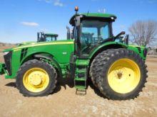 Used John Deere Tractors for sale in Wisconsin, USA   Machinio