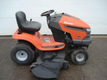 Used Husqvarna Lawn Tractors for sale  Husqvarna equipment