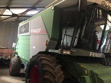 2003 Fendt 6330 Combine harvest