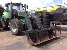 2010 Deutz-Fahr M 620 Farm Trac