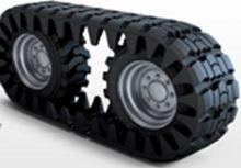 Tyres : Гусеница резиновая CAMO