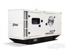 2016 SDMO Rental Power R165 Gen
