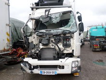 Accidenté 2008 VOLVO FL