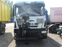 Damaged 2013 IVECO EuroCargo 18
