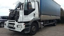 Damaged 2004 IVECO 190S27