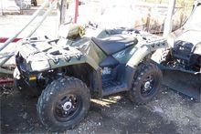 2010 POLARIS SPORTSMAN XP 550 E