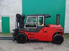 2004 Dan Truck 9680DD Container