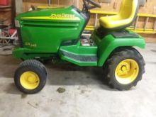 John Deere 345 >> Used John Deere 345 Lawn Mower For Sale Machinio
