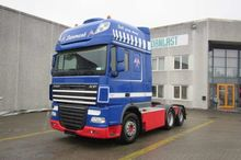 Used DAF FTS XF 105.
