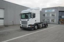 Used G440 6X4 for sale  Scania equipment & more   Machinio
