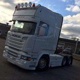 Used 2016 Scania R 5