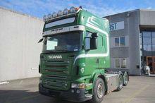 Scania R620 6x2