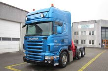 Used Scania R480 med