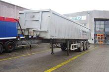 2007 L A G 30 m3 skadet