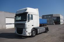 Used 2007 DAF FT XF