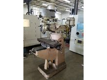 1974 Bridgeport Vertical Millin