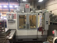 2007 2007 Haas VF-2SS Machining
