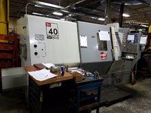 2007 Haas SL-40T CNC Lathe w/ 1