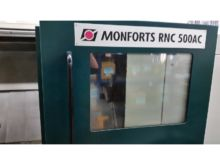Used 2005 Monforts R