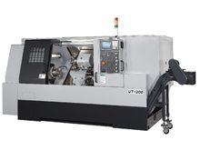 2014 Accuway CNC lathe UT-200