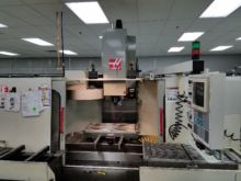 1997 CNC Machine, Haas VF-4 Ver