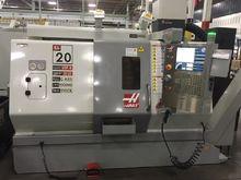 2007 Haas SL-20T CNC Lathe, Tur