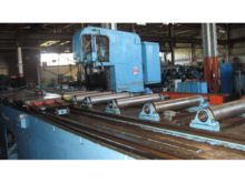 1989 DoAll Vertical Plate Saw,