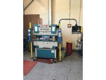 1990 CNC press brake, Premier m