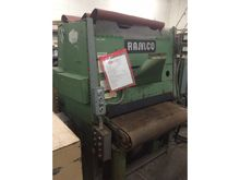 "Ramco 36"" Wide Dual head belt s"