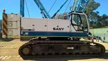 Used 2008 SANY SCC80