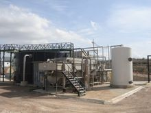 Water Treatment Plant 8010