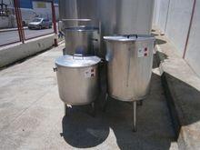 Stainless steel deposit 75L UT6