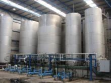 Stainless Steel deposit capacit