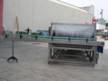 Pasteurizer shower cooled UT4